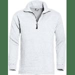 Santino Alex Zipsweater Wit