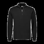 Santino Alex Zipsweater Zwart