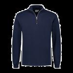 Santino Alex Zipsweater Marineblauw
